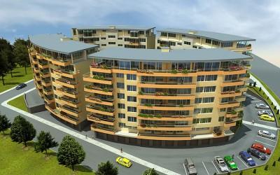 Nové byty v centru Ostravy