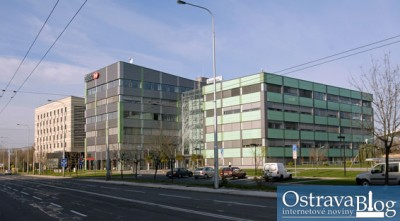 Nové a moderní kanceláře v Ostravě – The Orchard