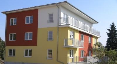 Nové byty kbely