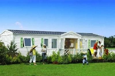 Domy na kolech / Řešení pro ty, kteří chtějí bydlet nezávisle