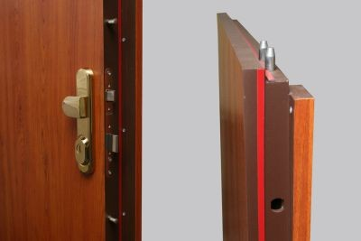 Bezpečnostní dveře do bytu