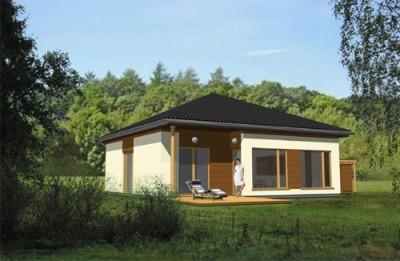 Montované domy do 1 milionu